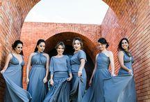 Vestido para madrinhas / Ideias e modelos de vestidos para madrinhas de casamento