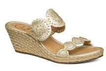 Jack Rogers : The Ultimate Preppy Sandal / You can never be out of style with some Jack Rogers on your feet!