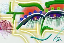 karo_art / Mit Phantasie und Farben ausgelebt
