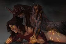 Sauron e Morgot