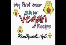 Raw Vegan Food Share