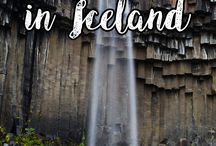 Iceland Road Trip / A complete road book for a self-driving Iceland road trip. The Ultimate Itinerary Iceland and guided city walk Reykjavik.
