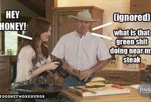 Food network humor / by Stephanie Perkins