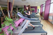 Cardio-training à Brest / Matériel de la salle Sybé Sport pour le Cardio-traing à #Brest