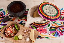 We love Mexican handcrafts