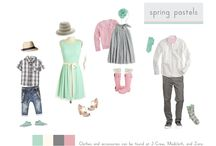 Spring - What to Wear
