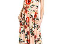 Blush Rush Maxi Dress