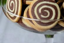 biscuits de noel spirale