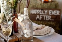 Wedding Ideas for Emily / Looking for ideas Emily and Robb can use for their wedding / by Pam Shuart Steed