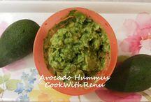 Chutneys, Pesto, Hummus, Dips