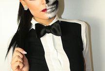 Maquillaje Haloween