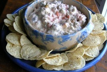 Party Foods (Dips, Appetizers, etc.,) / by Patty Ojeda