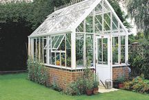 Greenhouses and Sheds / by Kate Jones