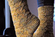 Lovely Sock Patterns!