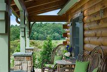 fabulous green lodge