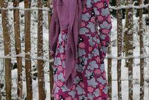 Hazeltjes Swap Hazel / Paars, lila, marine blauw, oudroze een klein beetje. Klassiek met een vestje. Poezen. :)