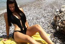 Irene Tsakona sexy Greece Facebook