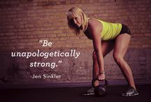 Strong & Inspiring Women / Women who inspire us to be stronger versions of ourselves.