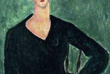 Modigliani / Painter