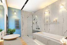Bathrooms | Calacutta Lincoln