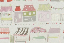fabric love / by Sally Metzger