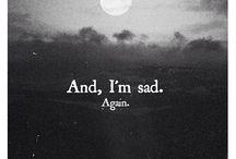 Sad, sad, sad