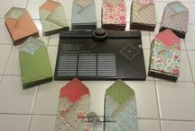 Stampin Up - Envelope Punch Board