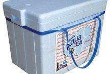 Κάμπινγκ και παραλία-Thermos / Πλαστικά θερμός νερού, ψυγείο φορητό φελιζόλ, θερμός ανοξείδωτα