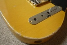 Aged Guitar Finishes