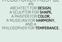 I am a designer / by Textilefan