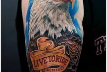 tattoo eagle