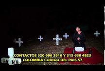 brujeria en cementerio