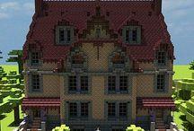 Minecraft好き!集 / 見かけたMinecraftの素敵作品!