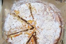 Ricotta Mandelkuchen / Kuchen
