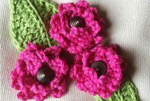 crochet / prendas tejidas