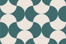 azulejos stencil