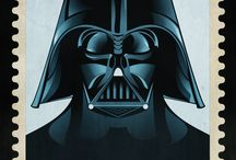 <<<Starwars>>> Stamps and Coins