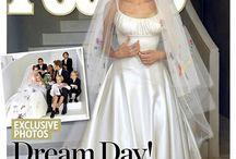 hírességek esküvői ruhái