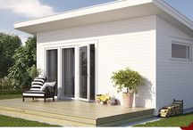 Tomt/ trädgård nya huset
