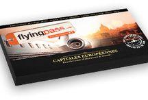 Coffret Cadeau Flying Pass / Découvrez les coffrets cadeaux Flying Pass www.flyingpass.fr