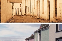 Mumbles and Newton, then and now / Views in and around Mumbles and its nearby neigbour, Newton, as both Villages were in Victorian/Edwardian days and as the same places are in the 20th and 21st Centuries.