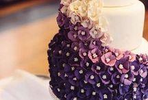 Wedding Cakes/ Food
