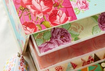 Decoupage ideas!