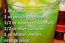 FOOD: cocktails