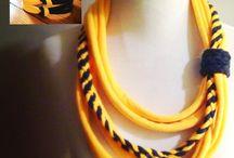 teeshirt scarves