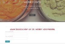 Let's get Wonky / Wonky maakt smaakvolle en gezonde producten bomvol geredde groenten! Zo wil Wonky voedselverspilling tegengaan.