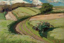 """Landscape"" / πέρα στους πέρα κάμπους"