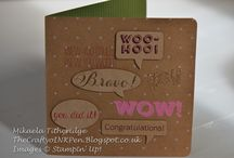 Congratulations / Cards