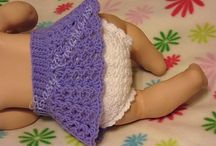 Crochet Diaper covers / Crochet diaper cover