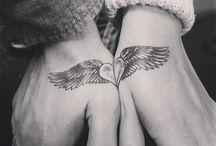 Ideias de tatuagem de casal